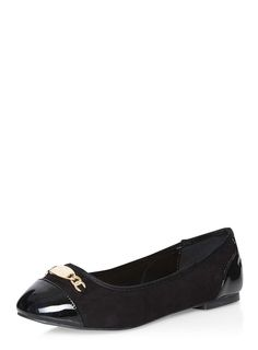Dorothy Perkins Womens wide fit Black Wixy Hardware Pumps- Black wixy widefit pump with suedtte upper and chain detail. 100% TEXTILE. http://www.MightGet.com/january-2017-13/dorothy-perkins-womens-wide-fit-black-wixy-hardware-pumps-.asp