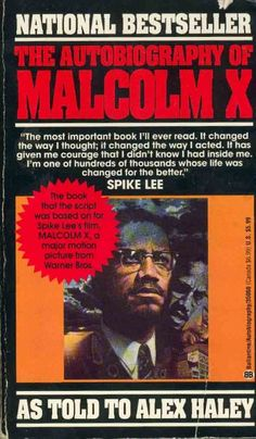 A very instrumental figure in African American history. I look forward to research and learning while deciphering the myths of Malcom X. This is bound to be a good read.