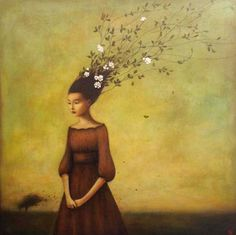 Growth Of Understanding Stems From Understanding Of Growth    by Duy Huynh