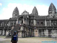 Angkor Wat Archeological Park, Siem Reap, Cambodia
