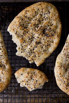 Everything Flatbread by confessions of a foodie bride--good, easy, but eat the same day.