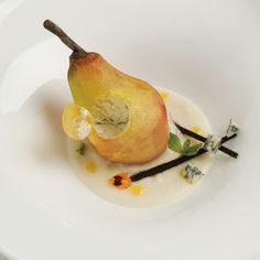 Pera e #gorgonzola - #Ricette Antonino #Cannavacciuolo Chef