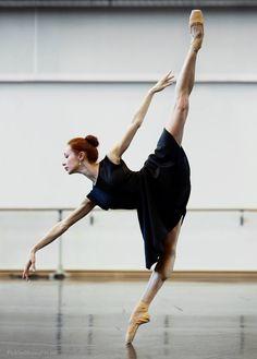 Iana Salenko, Staatsballett Berlin. Photo © Pickledthoughts.net