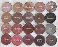mac magnetic fields eyeshadow - Google Search