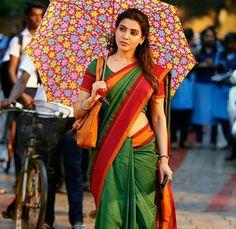 Elegant Saree, Girls Wear, Blouse Designs, Pakistani, Samantha Ruth, Sari, Beautiful Women, Amazing Spiderman, How To Wear
