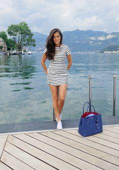 Arriving in Lake Como - The Londoner