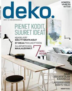 Dekos print magazine 2 13 coming soon