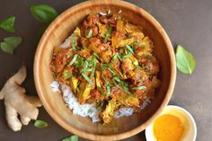 This classic creamy Indian dish if full of flavor and spice, and can be made in your slow cooker or Instant Pot!! Only 10 minutes of prep time is required for this super simple weeknight dinner that is sure to be a crowd pleaser. I am not sure how many of you have an Instant... Get the Recipe