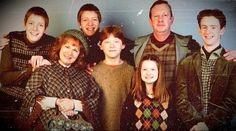 Com a Família Weasley, aprendi que dinheiro não é tão importante assim