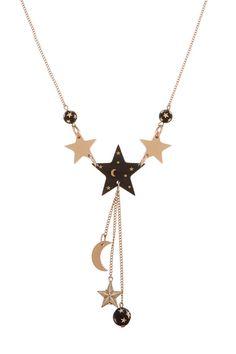 Midnight Mystic Star Necklace, £60: http://www.tattydevine.com/midnight-mystic-star-necklace.html