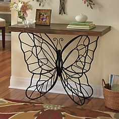 Butterfly Console
