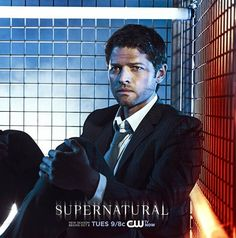 Still of Misha Collins in Supernatural