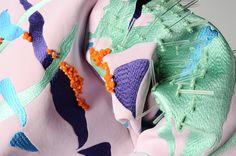 Graduate Collection - Rebecca Robertson Embroidery