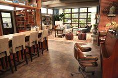 Booth and Brennan's house on Bones season 10