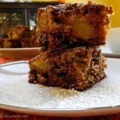 Mom's Raw Apple Cake by webicurean