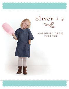 Carousel Dress pattern