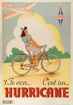 Vigorelli Velodrome Advertisement Cotton T-Shirt