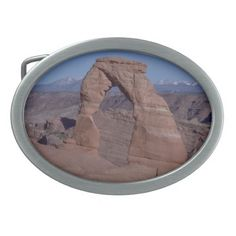 arches national park arch on side of cliff oval belt buckle Arches, Cliff, Belt Buckles, National Parks, Belt Buckle, Arch, Bows