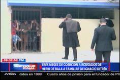 Tres Meses De Coerción A Los Acusados De Herir De Bala A Familiar De Ignacio Ditrén
