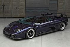 2001 Lamborghini Diablo - GT | Classic Driver Market