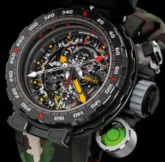 Richard Mille developed in collaboration with iconic actor Sylvester Stallone, the new Richard Mille RM Tourbillon Adventure . Best Watches For Men, Amazing Watches, Luxury Watches For Men, Beautiful Watches, Cool Watches, Richard Mille, Sylvester Stallone, Wow Photo, Timex Watches