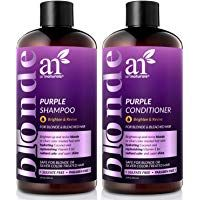 Artnaturals Purple Shampoo And Conditioner Set 2 X 12oz Protects