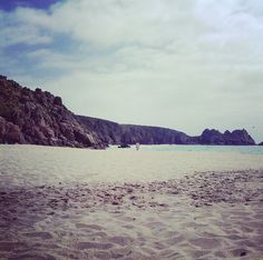 The amazing 'can't believe its in England' beach, Porthcurno, Cornwall