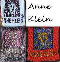 Vintage Tag History: Levi's, Banana Republic, Betsey Johnson, Abercrombie & Fitch and More anne klein vintage tags Vintage Clothing Stores, Clothing Labels, Vintage Tags, Vintage Labels, Fashion Tag, Vintage Fashion, Fashion Terms, Vintage Style, Anne Klein