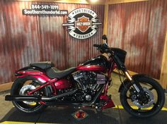 Check out this 2017 Harley-Davidson CVO™ Pro Street Breakout® listing in Southaven, MS 38671 on Cycletrader.com. It is a Cruiser Motorcycle .