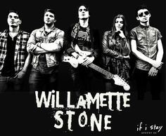Adam's band Willamette Stone in IF I STAY movie