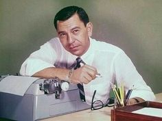 "Jack Webb - Dragnet -  ""Just the facts ma'am"""
