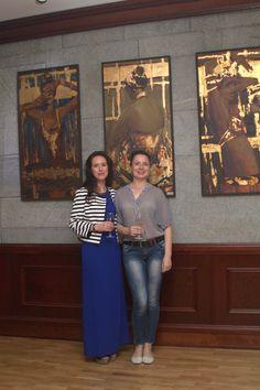 В «Сосновой Роще» открыта персональная выставка Аллы и Елизаветы Яшиных   ИСКУССТВО КРЫМА
