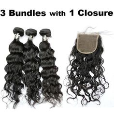 Find More Human Hair Weft with Closure Information about 10A Brazilian Water Wave with Closure Hot Sale 3 Bundles and Lace Closure Queens Hair Products with Closure Bundles,High Quality hair products for less,China product Suppliers, Cheap hair product display from KOLA BEAUTY Hair Products Co.,Ltd on Aliexpress.com