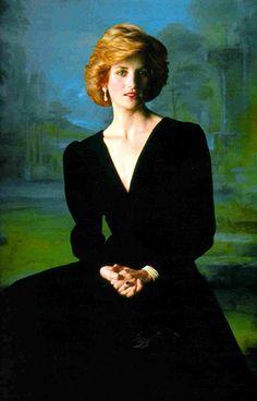 Black Velvet | A lovely portrait of the young princess, take… | Flickr