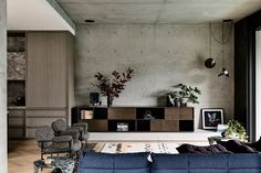 Furniture, Art, Object and Styling by Simone Haag. Photography by Derek Swalwell. Featured on The Design Files Room, House, Interior, Home, Design Awards, Australian Design, Australian Homes, Melbourne House, Interior Design Awards