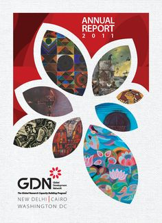 like the pattern on this design. the individual images outline different areas Annual Report Covers, Cover Report, Annual Report Design, Annual Reports, Graphic Design Brochure, Graphic Design Posters, Graphic Design Inspiration, Creative Poster Design, Creative Posters