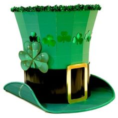 Everything you need to construct the best parade float like the Wearin' o' the Green Top Hat Parade Float Kit and more can be found at Parade Float Supplies Now! St Patrick's Day Crafts, Diy And Crafts, Crafts For Kids, Parade Float Supplies, Sant Patrick, St Patricks Day Parade, St Patricks Day Hat, St Patrick's Day Costumes, Leprechaun Costume