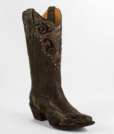 'Corral Pieced Cowboy Boot' #buckle #fashion  www.buckle.com