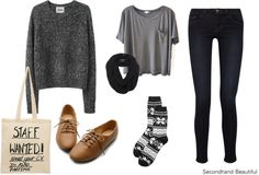 What to wear to university---easy everyday outfit. immediate go to outfit, for those days when you are running late--lovelovelove