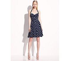 BETSEYS FAVORITE SWEETHEART DRESS: Betsey Johnson