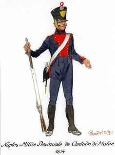 Best Uniform - Page 69 - Armchair General and HistoryNet >> The Best Forums in History Kingdom Of Naples, Kingdom Of Italy, Lead Soldiers, Toy Soldiers, German Confederation, Best Uniforms, Empire, Napoleonic Wars, Military History