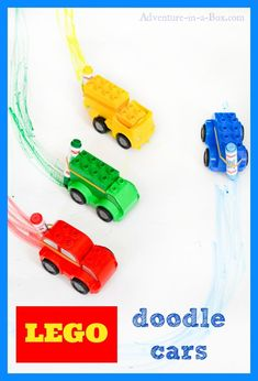 Turn Lego Cars into