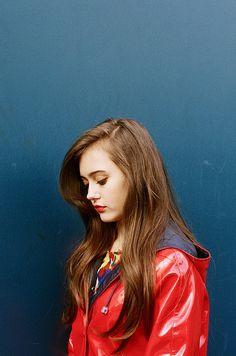 Ella Purnell by Kasia Bobula, via Flickr she looks SO much like Dia Frampton @courtney2025 !