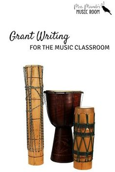 Grant writing for the music classroom: Tips, links, and more for writing a grant to purchase instruments and technology for your music room!
