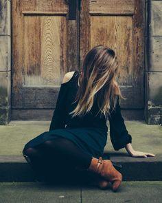 Model: Amélie Labaune Location: Edinburgh Scotland
