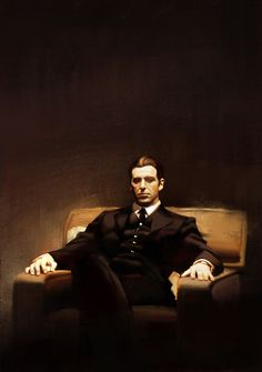 ArtStation - Godfather.Michael Corleone, ZhiQian Liu The Godfather Poster, The Godfather Wallpaper, Godfather Movie, Money Wallpaper Iphone, Cute Wallpaper Backgrounds, Al Pacino, Movie Wallpapers, Cute Wallpapers, Don Corleone