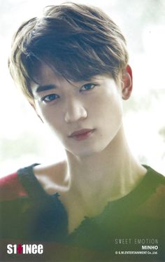 SHINEE MINHO 1 AND 1