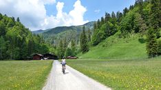 Rotwand-Runde   Leichte Mountainbike-Tour