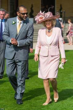 May 24, 2016 Last Garden Party of 2016 at Buckingham Palace