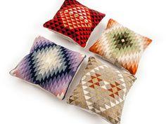 kilim pillows from balkanova.cz